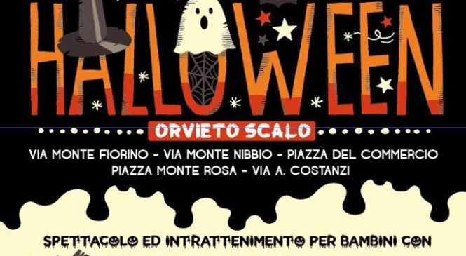 Magic Halloween a Orvieto Scalo 🗓 🗺